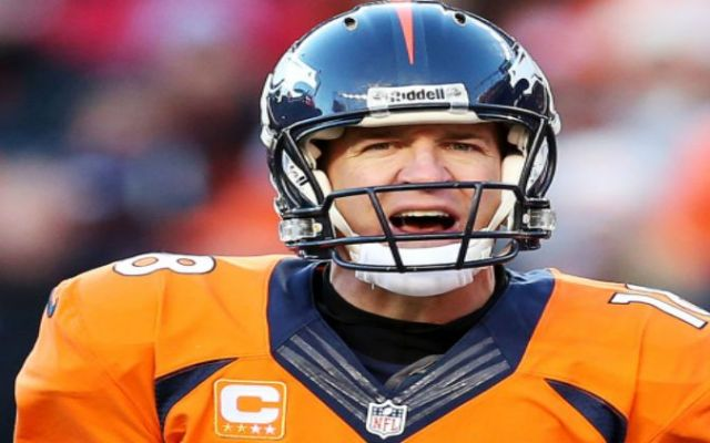 Peyton Manning no arrancaría la pretemporada con Denver - Foto de internet