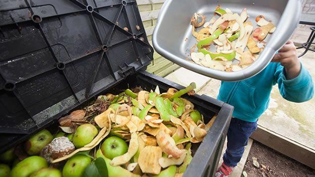 La propuesta de Francia para evitar el desperdicio de alimentos - Foto de CNN