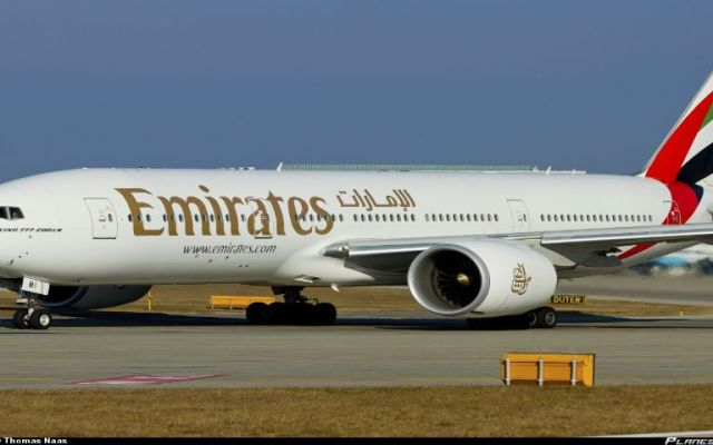 Emirates compra 40 aviones Dreamliner - Foto de planespotters.