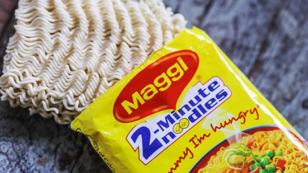 India demanda a Nestlé por fideos Maggi