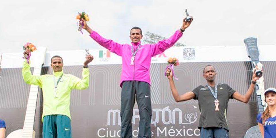 Pixel: el Maratón de la Ciudad de México - Foto de Ulises Castellano