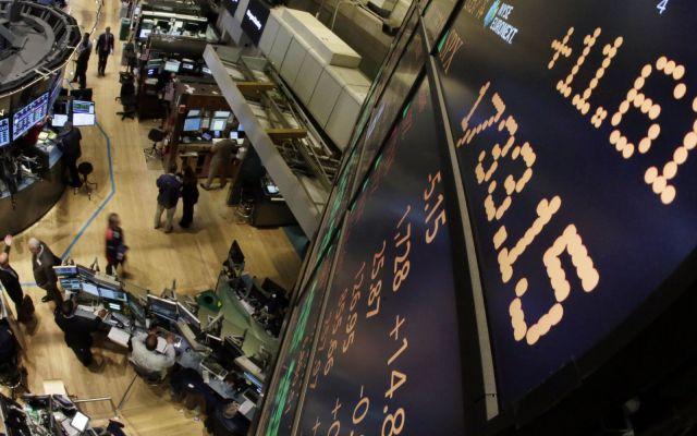 Dow Jones se recupera con ganancia de 3.95% - Foto de Huffington Post