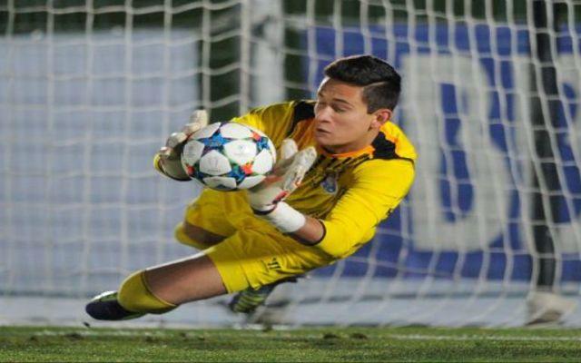 El Porto inscribe a Raúl Gudiño en su primer equipo - Raúl Gudiño