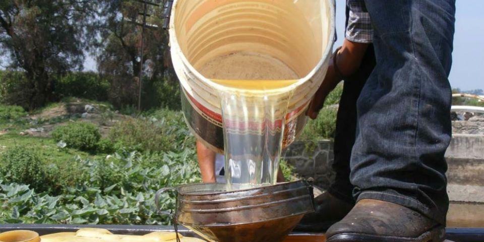 Aseguran más de 10 mil litros de hidrocarburo en Puebla - Foto de Archivo