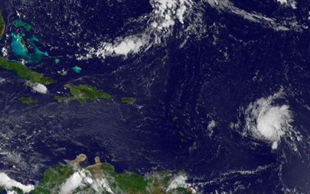 Huracán Danny se degrada a tormenta tropical - Foto de CNN