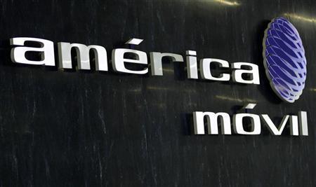 Caen utilidades de América Móvil - Foto de Reuters