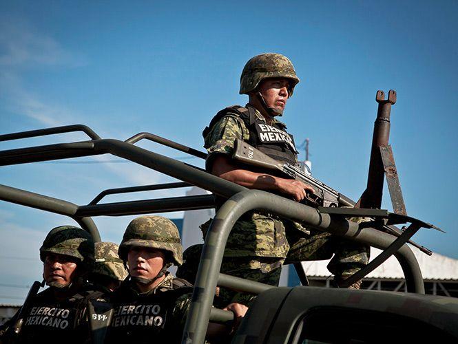 ¿Cuánto gana un militar en México? - Foto de Excélsior
