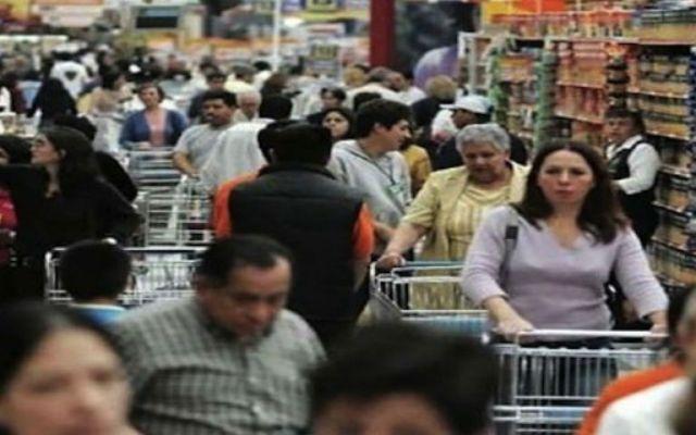 En agosto la confianza del consumidor cayó 1.18%