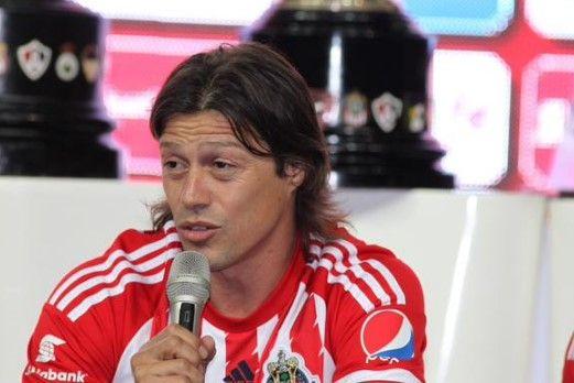 Acusan a Almeyda por fraude en Argentina - La llegada de Almeyda se preparó desde hace un mes. Foto de Chivas