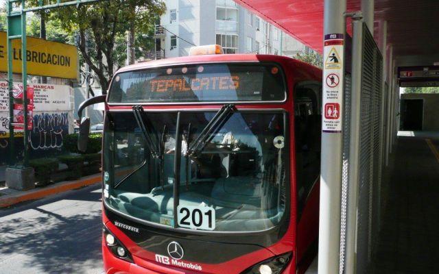 Cerrarán estaciones de Línea 2 de Metrobús - Línea 2 de metrobús.