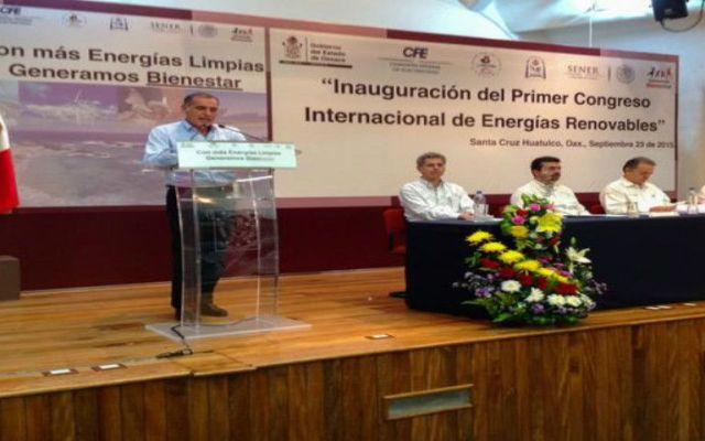 Oaxaca instalará parque eólico más grande de Latinoamérica