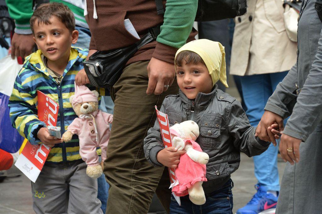 Al menos 884 menores refugiados están desaparecidos en Alemania - Foto de AFP