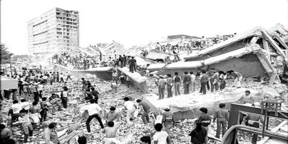 Pixel: a treinta años del terremoto en la Ciudad de México