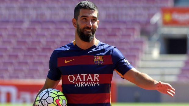 El Barcelona debe insistir en la inscripción de Arda Turan - Foto de FC Barcelona