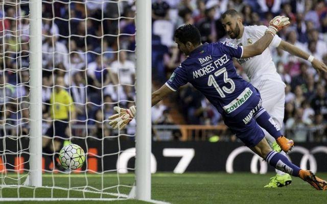 Real Madrid vence al Granada