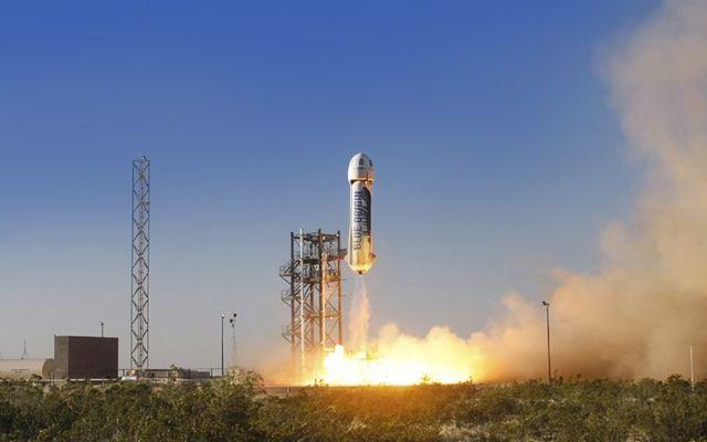 Fundador de Amazon construirá cohetes espaciales en Florida - Foto de The Verge