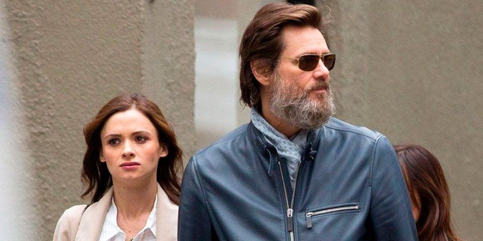 Jim Carrey lamenta la muerte de su ex novia - Foto de infobae.com