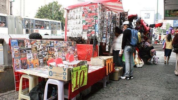 Informalidad genera 23.6 por ciento del PIB en México