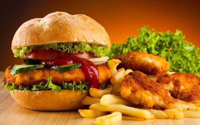 Los efectos de consumir comida rápida por una semana - Foto de salud180.com