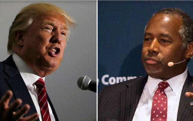 Carson supera a Trump en encuesta a republicanos - Foto de CBS News