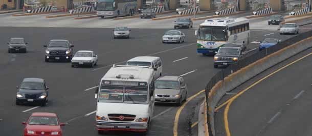 Declaran desierta la licitación del Viaducto en Indios Verdes - Autopista México-Pachuca. Foto de El Universal