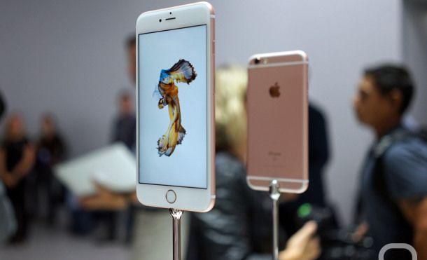 El problema del iPhone 6 que deja al teléfono inutilizable - iPhone 6. Foto de Archivo