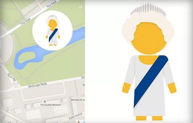 Google celebra récord de la reina Isabel II
