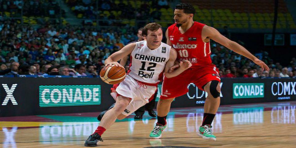 Termina racha invicta de México - Foto de FIBA