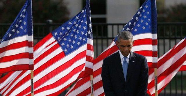 Conmemoran 14 aniversario del 11 de septiembre - Foto de Washington Post