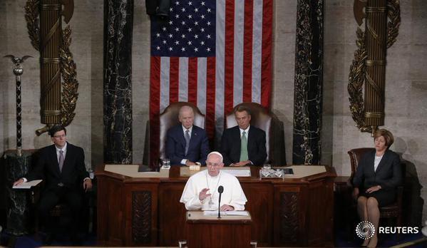 Café Político: el papa Francisco es 'políticamente incorrecto' - Foto de Reuters