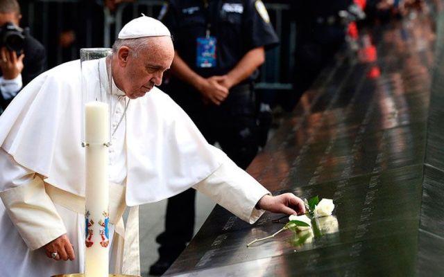 Papa Francisco recuerda a víctimas del 11 de septiembre - Foto de Getty