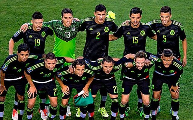 México sigue siendo 26 en el ranking FIFA - Foto de Mexsport