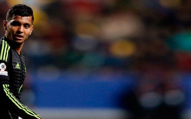 'Tecatito' causa baja de la Selección Mexicana - Foto de Fox Sports