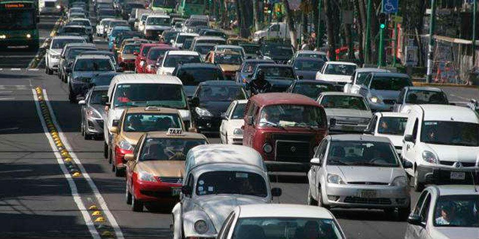 Prepara GDF foro para solucionar tráfico en la ciudad - Foto de 24 Horas