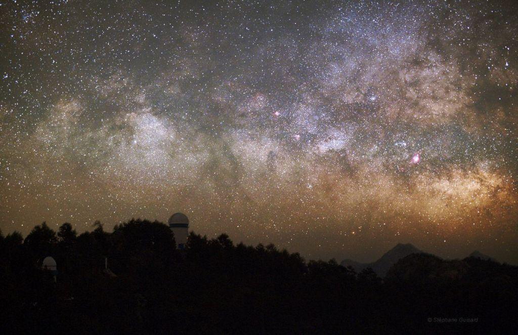 Lugares en México para ver el cielo estrellado - Foto de taringa