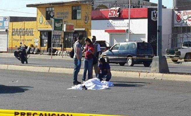 Muere mujer atropellada en GAM - Atropellan a mujer en la GAM - Foto de Twitter