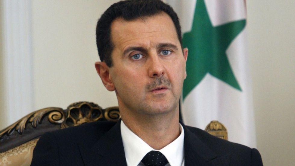 Francia culpa a Assad de ataque químico - Foto de internet