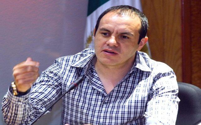 Pide 'El Cuau' renuncia de comisionado de seguridad de Morelos