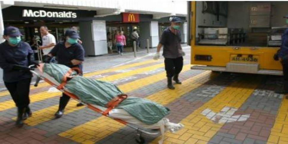 Mujer pasó muerta siete horas en McDonald's
