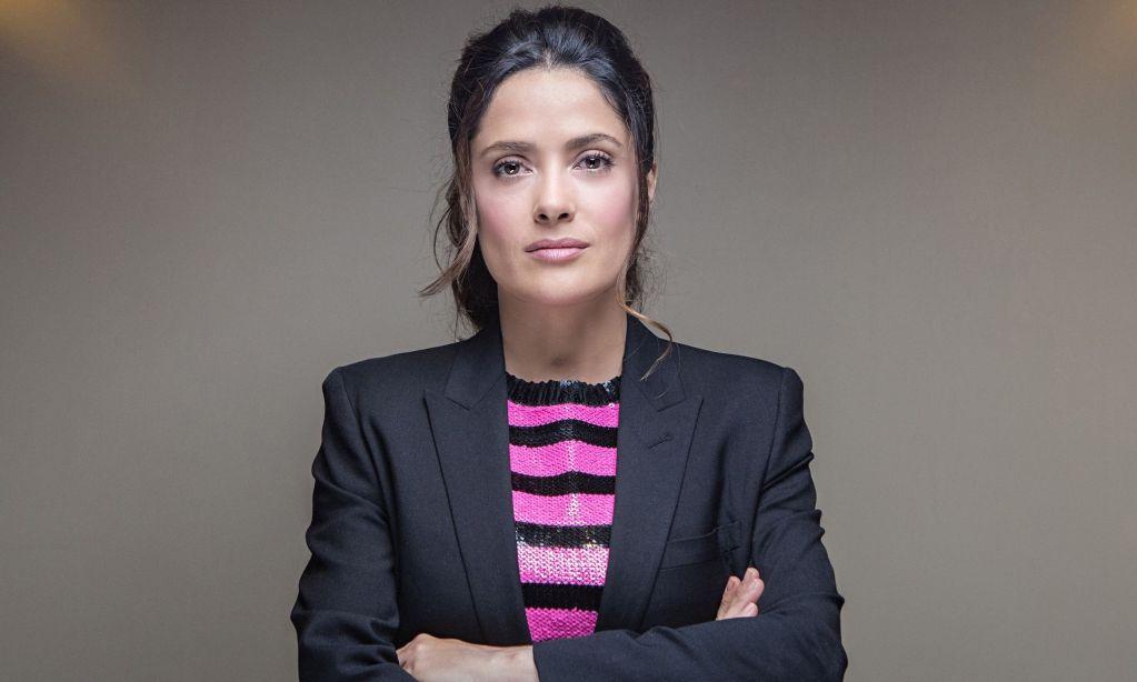 "Salma Hayek se une a ""Latinos por Hillary"" - Salma Hayek - Foto de mundotkm.com"