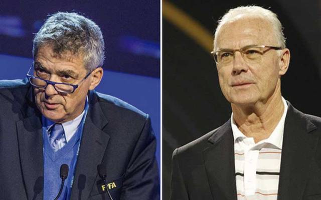FIFA investiga a Villar y a Beckenbauer - Foto de Internet