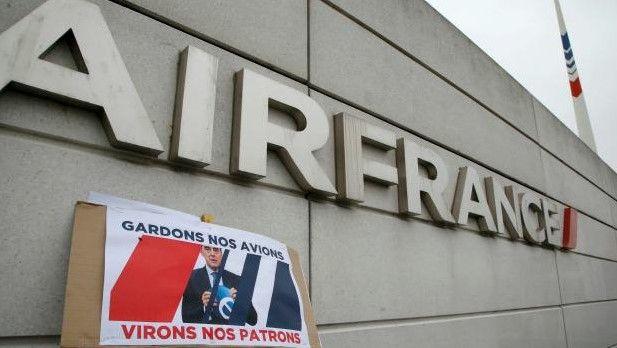 Air France recortará mil empleos en 2016: presidente - Foto de internet