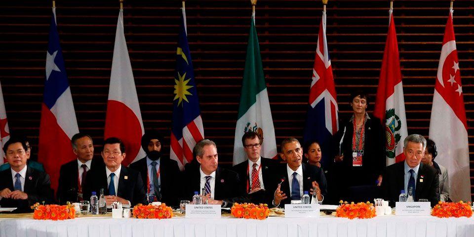 México firma la Alianza Transpacífica - Foto de theatlantic.com