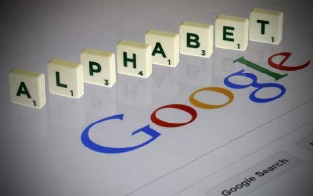 Google ya cotiza como Alphabet - Foto de Reuters