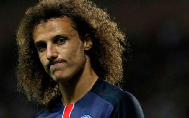 David Luiz se pierde juego contra Real Madrid - Foto de FourFourTwo