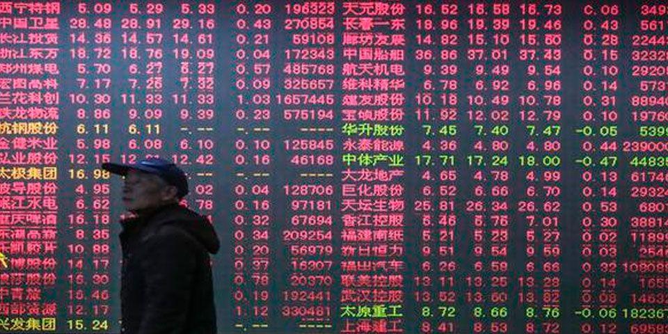 Histórica caída del PIB de China - Foto de Internet