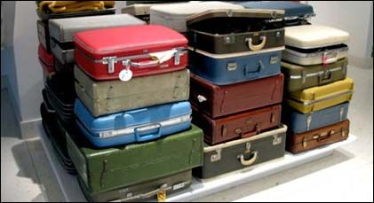 Recomendaciones para que no roben tu maleta - Foto de internet