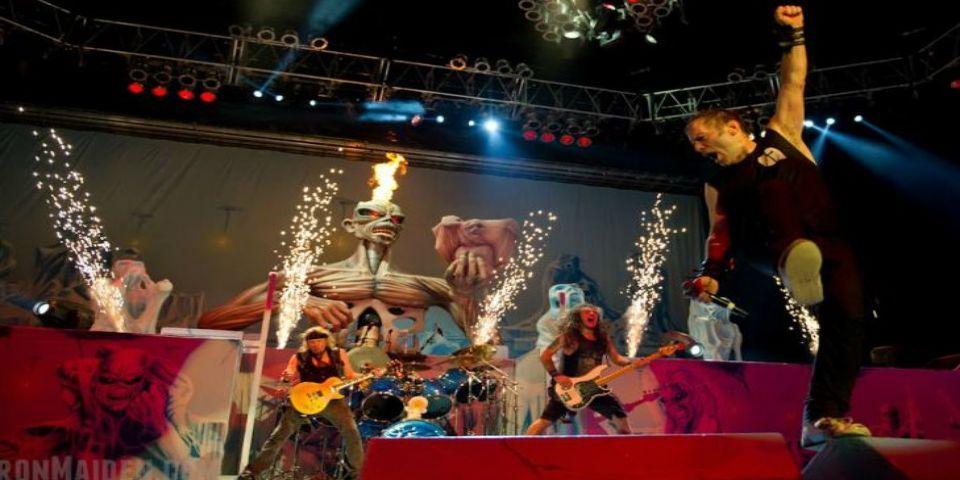 Iron Maiden viene a México - Foto de Iron Maiden.com