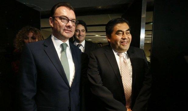 Razonable la modificación de los diputados al tipo de cambio: Videgaray - Foto de La Jornada
