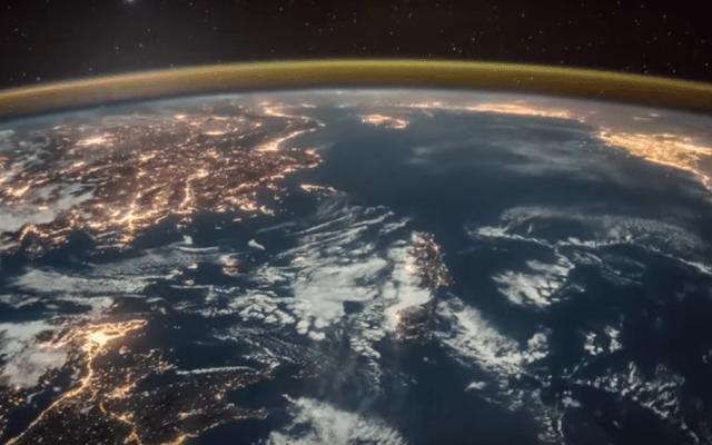 Video: así es un amanecer en toda la Tierra - Foto de YouTube
